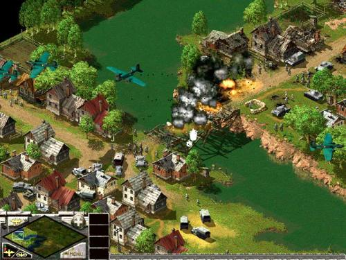 Amiga Flame - News - Sudden Strike